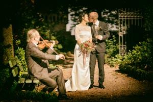 Hochzeit Geiger Musik