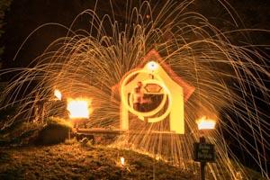 Feuershow Hochzeiten